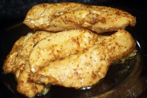honey mustard cider baked chicken