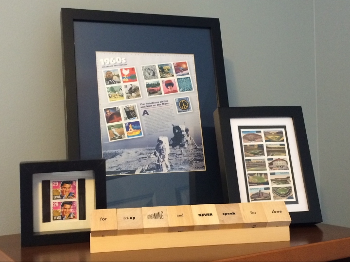 stamps_framed